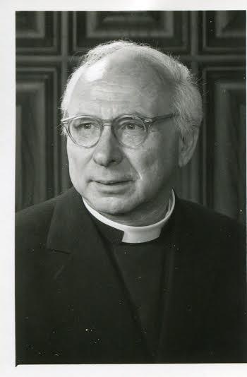 Former Dobbs Ferry resident Rev. Canon Charles E. Karsten.