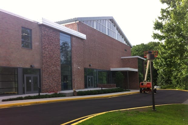 Darien officials say the new Mather Community Center will be ready for a soft opening in July.