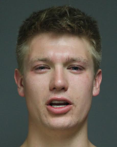 Ethan Eckhoff, 19, of Chelmsford, Mass., was held on $5,000 bond by Fairfield police and issued a court date of June 30.