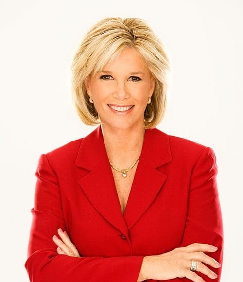 Former Westchester resident Joan Lunden announced she was diagnosed with breast cancer Tuesday.