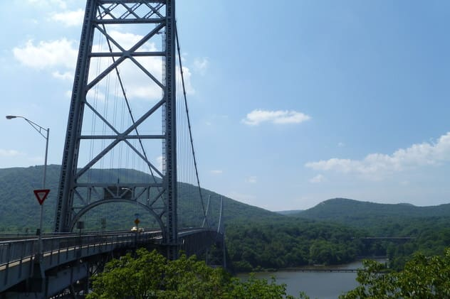 State Police recovered the body of a Somers man who jumped from the Bear Mountain Bridge recently.