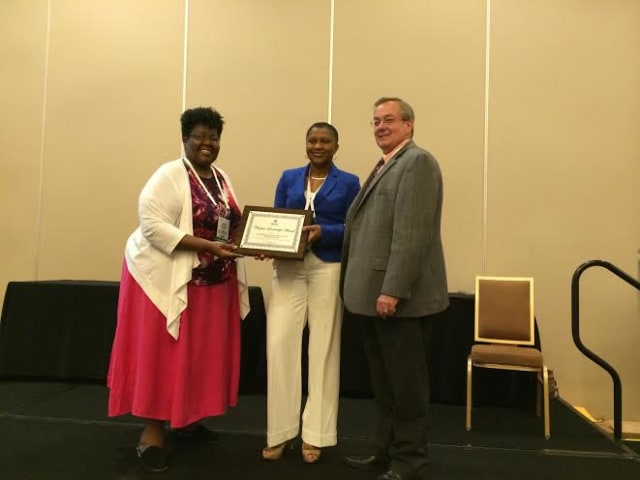 White Plains Hospital's Director of Infection Control Saungi McCalla earns leadership award from the APIC.