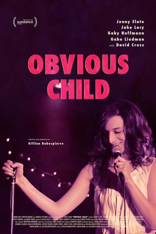 Obvious Child is now showing at The Avon in Stamford.