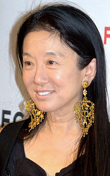 Vera Ellen Wang turns 65 on Friday.