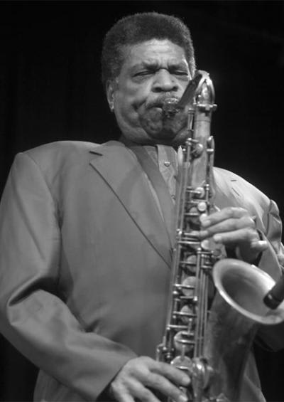 Roscoe's Room welcomes acclaimed saxophonist George Coleman and The New Breed on Friday.