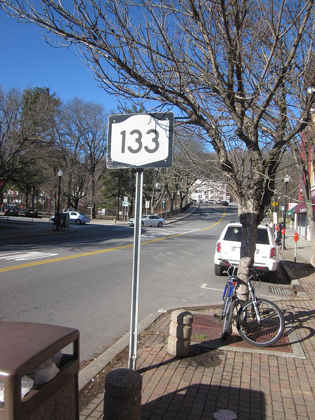State Route 133 is among a few roads that are set to be repaved in New Castle.