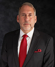 Dr. Edward C. Halperin, NYMC's chancellor and chief executive officer