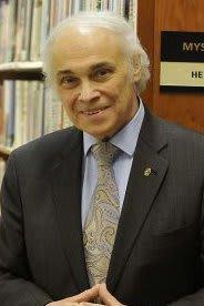 Ernest A. DiMattia Jr., 74, longtime president of Ferguson Library in Stamford, died Thursday. He was 74.