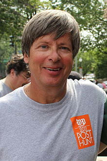 "David McAlister ""Dave"" Barry turns 67 on Thursday."