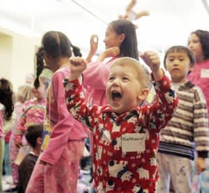 The Pound Ridge Library will host Pajama Story Hour for children ages 3-5 on Tuesdays through Aug. 19.