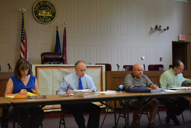 The Hudson Valley Regional Board of Review met Wednesday.