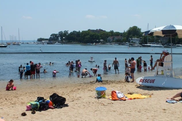 The Beach Surveillance Program has announced beach closures for Westchester County.