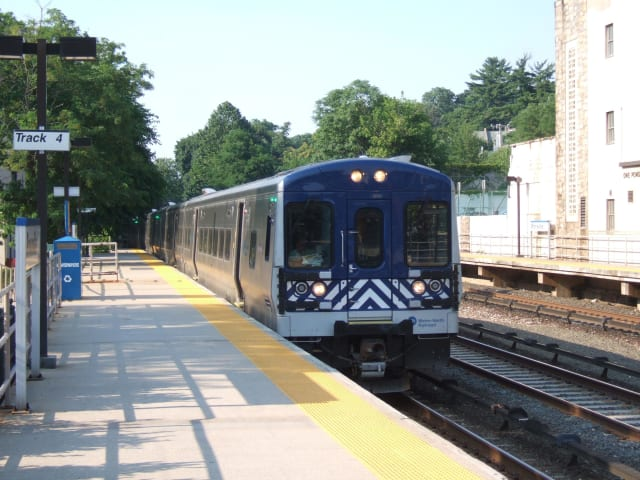 The MTA has identified the name of the man hit by a train Monday.