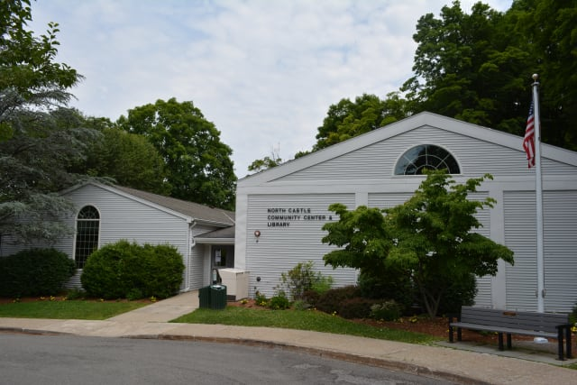The Community Center in North White Plains.