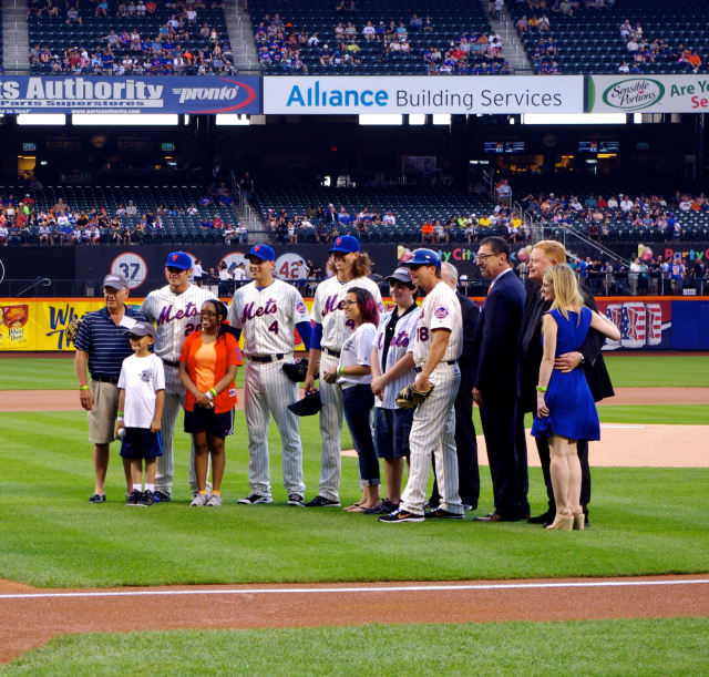 The Fire Widows' and Children's Benefit Fund 30th Annual Game and Family Day was held at Citi Field.