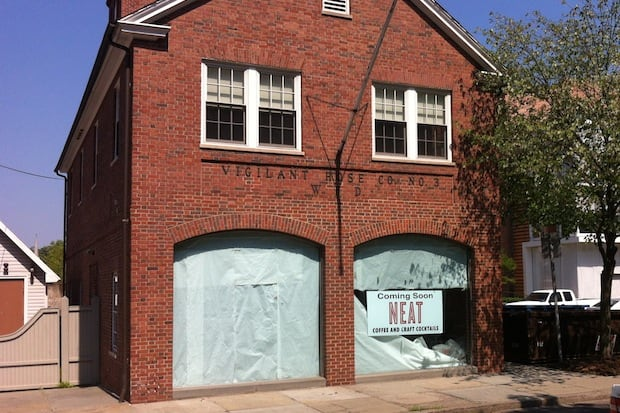NEAT will be opening in early August on Wilton Road in Westport.