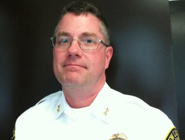 New Canaan Police Chief Leon Krolikowski.