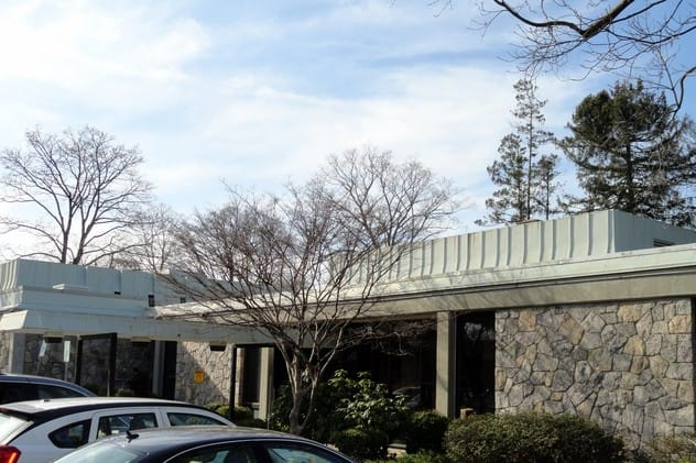 The Mount Pleasant Library is one of three Westchester public libraries that received a renovation and construction grant by the New York State Library.