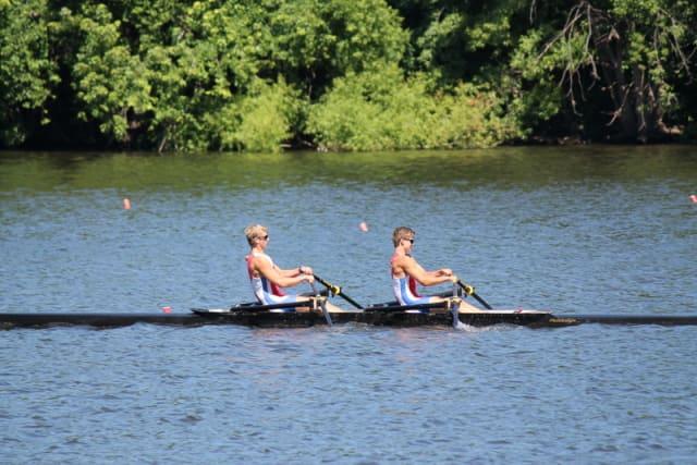 Pound Ridge residents Kris Petreski and Liam McDonough finished top three in a tournament in Philadelphia.