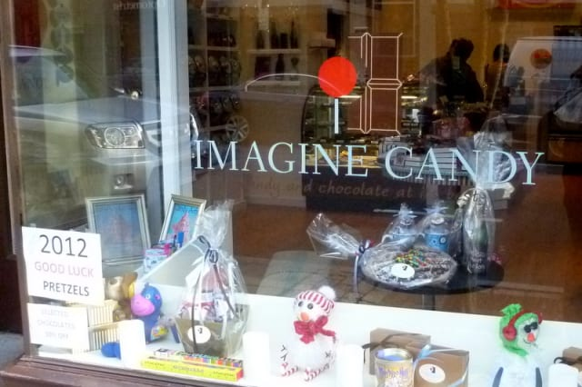 "Imagine Candy was recently named the best candy shop in the ""2014 Best of Westchester."""
