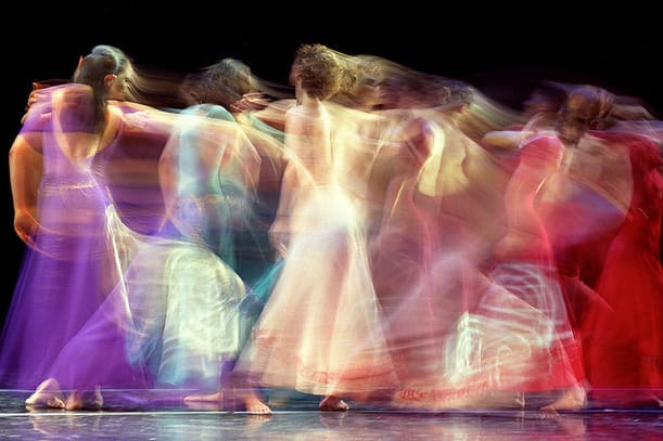 """Grace In Motion: Photographing Dance"" is currently on exhibit at the Mount Vernon Public Library through Aug. 2. The exhibit is in collaboration with ArtsWestchester."