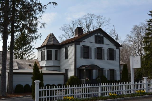 The Inn at Pound Ridge.