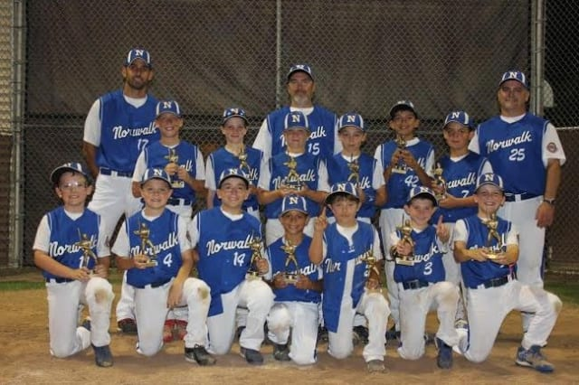 The Norwalk Cal Ripken 9-year-old All-Stars recently had a big win over Milford.