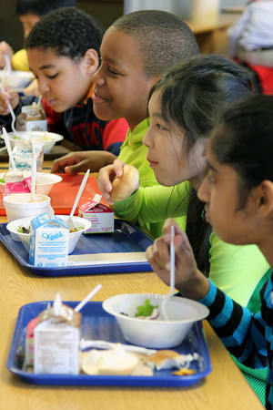 The Stamford Public School District is providing free meals to kids 18 and under during July and August.