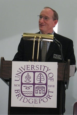Michael Giampaoli is the Dean of the School of Continuing and Professional Studies at University of Bridgeport.