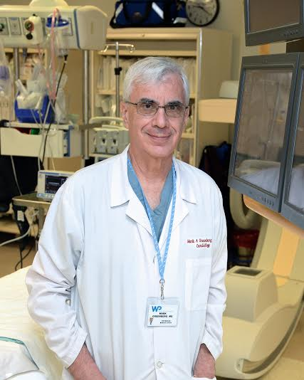 Scarsdale resident Dr. Mark Greenberg has joined White Plains Hospital.