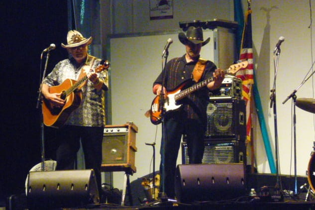 Darien-based Gunsmoke was formed in 1982 and has been named Band of the Year for six years straight by the New York Metro Country Music Association.