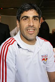 Claudio Reyna, turns 41 on Sunday.
