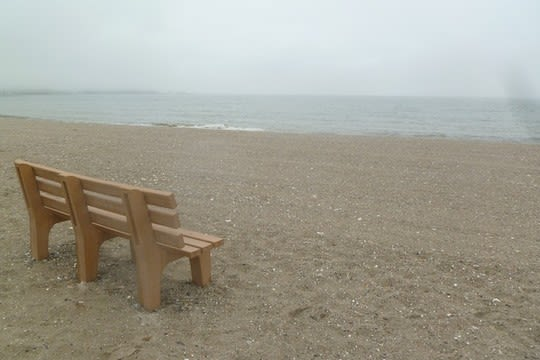 No swimming will be allowed Tuesday at Compo Beach and Burying Hill Beach in Westport.
