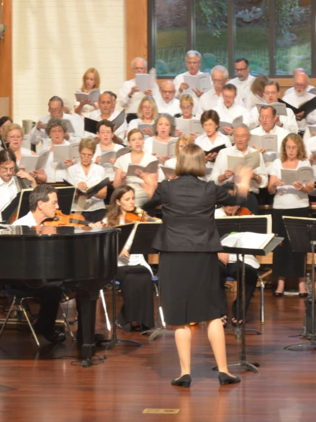 "Music on the Hill still welcomes locals singers for its July 31 performance of Mendelssohn's ""Elijah."""