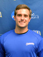 Senior Ricardo Frey was one of five Concordia Clippers named to the Intercollegiate Tennis Association's All-Academic team.