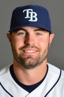 New Canaan's Curt Casali was promoted to the major leagues Thursday by the Tampa Bay Rays.