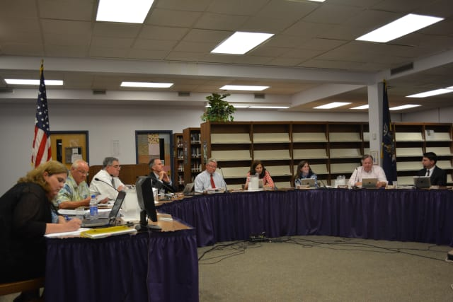 The Katonah-Lewisboro school board.