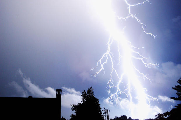 Humid conditions could lead to thunderstorms in Fairfield on Wednesday, July 23.