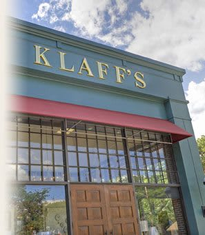 Klaff's,Home Design Store, based in Norwalk, started as a business in 1921. It also has stores in Danbury and Scarsdale.