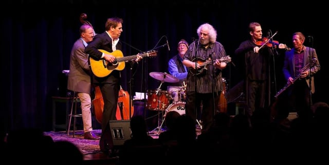 The David Grisman Sextet will be performing at Caramoor Center for Music & the Arts on Friday, July 25.