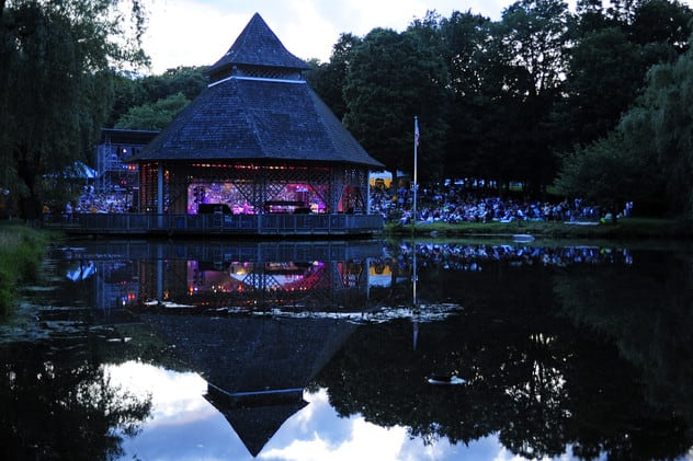Ives Concert Park will host the Connecticut Ballet on Friday, July 25.