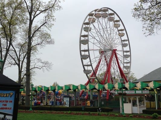 Rye Playland hosts concerts with top artists Hot Chelle Rae and Bridgit Mendler and the RunAround Tour.