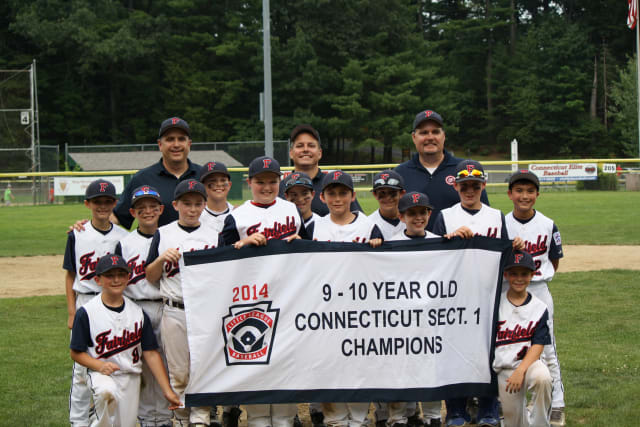 The Fairfield National Little League 10-year-old stars will play Mystic for the state championship.