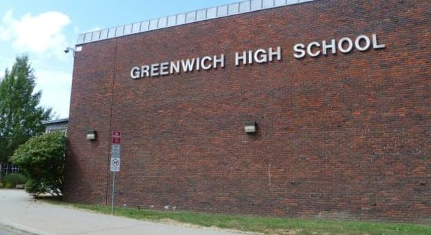 Nine students from Greenwich High School won local, state and national essay contest awards during the 2013-14 school year.