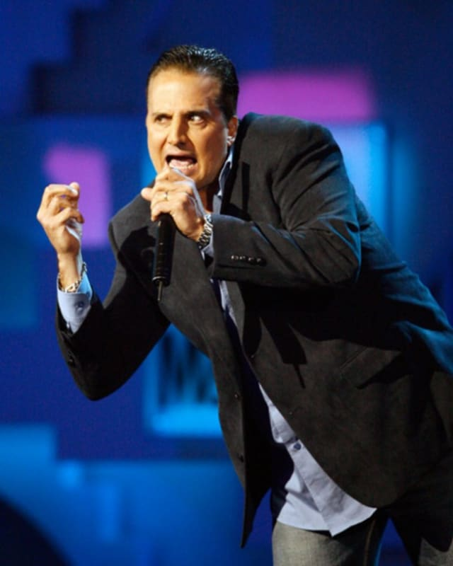 Comedian Nick DiPaolo will perform at the Ridgefield Playhouse on Saturday, Aug. 2.