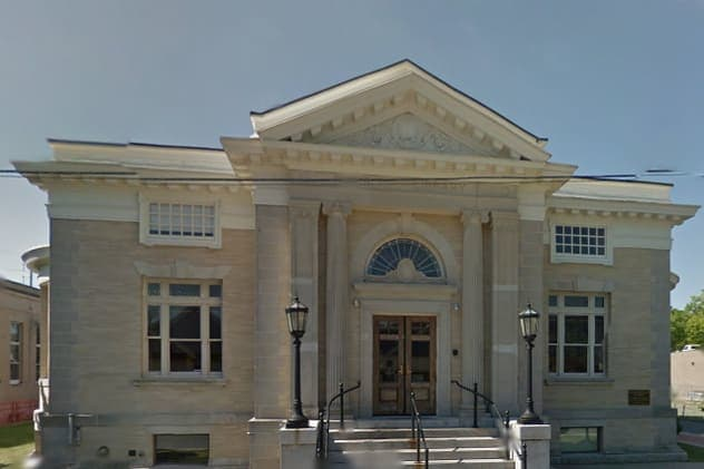 South Norwalk Library