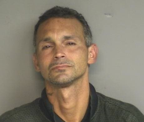 Angel Hernandez is charged with stealing two vehicles in Stamford, including one with the ashes of the car owner's grandfather. Stamford Police said Hernandez led them to the urn and it was returned to the car owner.