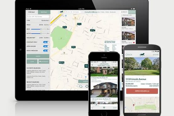 Houlihan Lawrence has launched a new app to help buyers, sellers and agents find and keep on top of real estate.