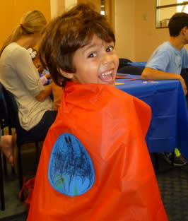 Children can enjoy a day dedicated to superheroes on Sunday, Aug. 10 at Rye Playland.