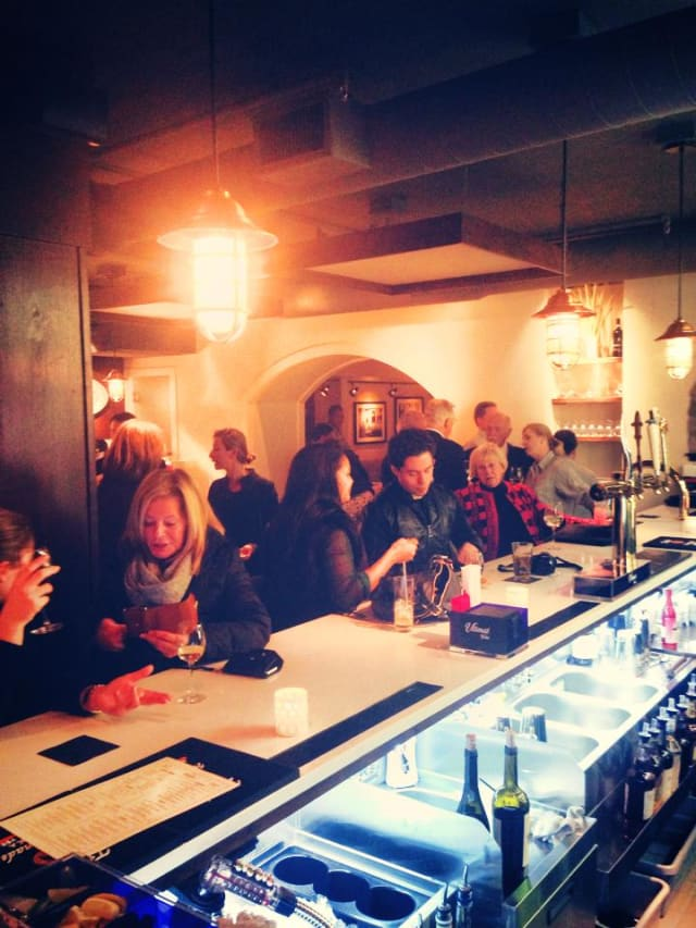 Barolo Trattoria and Wine Bar is at 136 Main St. in New Canaan,